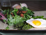 Recipe Repeat: Bacon, Eggs, and Asparagus Salad