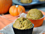 Simple Pumpkin Muffins