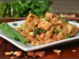 Spicy Asian Noodles with Chicken + Weekly Menu