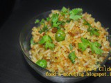 Recipe : Tawa Pulao / how to make Tava pulav