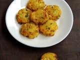 Baked Herbed Mini Rosti~~Vegan Thursdays