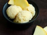 Eggless Apple Cinnamon Icecream