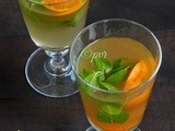 Lime & Clementine Mocktail