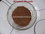 Biryani Masala Powder – How to make Biryani Masala Powder for Biryani's [chicken, mutton, vegetable], for non-veg gravies