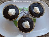 Chocolate Pudding Recipe/Chocolate Pudding with Cocoa Powder/Chocolate Pudding with step by step photos – Kids Delight