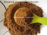 Homemade Roasted Cumin Powder/How to make roasted cumin Powder at home/Varuthu Araitha Jeeraga Podi/Cumin Powder