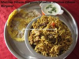 Muslim Mutton Biryani/Bhai Veetu Mutton Biryani/Mutton Dhum Biryani – How to make Muslim Mutton Biryani/Mutton Dhum Biryani with step by step photos