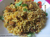 Non Vegetarians Biryanis/Chicken Biryanis & Pulav/Mutton Biryanis & Pulavs/Egg Biryanis & Rice/ Fish & Prawn Biryani's & Rice Varieties