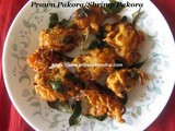 Prawn Pakora/Shrimp Pakora/Eral Pakoda/How to make Prawn Pakoda/Prawn Fritters
