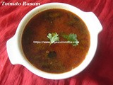 Tomato Rasam Recipe/Tomato Rasam without Tamarind/Easy Tomato Rasam Recipe/Thakkali Rasam-3 with step by step Photos