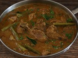 Chicken Drumstick(Moringa) Curry