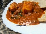 Restaurant style paneer butter  masala (without cream or cashew paste)