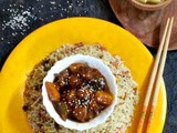 Asian Sweet n Sour Chicken