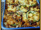 Baked Pasta in meat Sauce from Antypasti