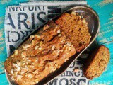 Banana Walnut Bread | How to make Banana Walnut Bread