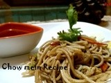 Chinese chow mein Recipe : Egg chow mein : Chinese foods ; Veggie Noodle Recipes
