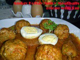 Meatballs Recipe with Egg | Spicy Koftay Anday