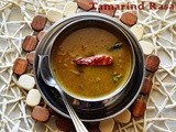 Tamarind Rasam : Guest Post by Rafeeda from  The Big Sweet Tooth