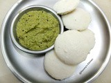 Idly with rice rava / Idly with idly rava