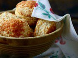 Easiest Cheddar Cheese Biscuits Recipe Ever