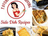 Favorite Thanksgiving Side Dish Recipes