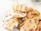 Fresh Cranberry Cookies