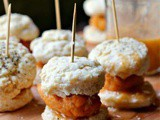Honey Butter Chicken Biscuit: Spicy Southern Style