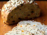 Muesli Bread Recipe: Dried Fruit, Nuts, & Whole Grains