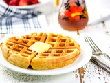 Southern Buttermilk Waffles Recipe