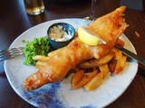 Fish Friday…….British Fish and Chips