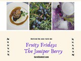 Fruity Friday…The Juniper Berry