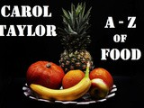 Smorgasbord Blog Magazine – Food Column – Carol Taylor – a – z of Food – 'i' is for Icing, Ink Fish, Indian Black Salt, Infusing Immortalittea and Irish Stew
