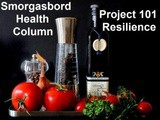 Smorgasbord Health Column – Project 101 Resilience – How much do you get for your 1500 calories and Music Therapy – Sally Cronin