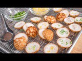 Thailand… Travel and Traditions…Kanom Krok…Thai Pancakes