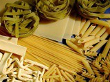 This week in my kitchen…Store Cupboard Basics…Part 2…Pasta and Noodles