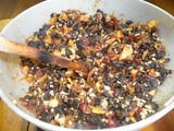 Time to make the Christmas Puddings, Cake and Sweet Mincemeat