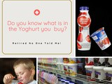 What is really in your Yoghurt and how healthy is it really