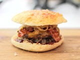 Smoky Maple Bacon Burger