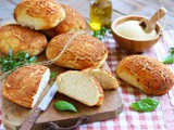 Tiger bread (o dutch crunch)