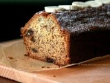 Banana & Date Loaf (with Whole Wheat & Oats) - The Best Ever