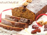 Best of rr ~ Christmas Series! Date & Walnut Cake