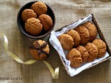 Gingernuts ~ Ginger Biscuits