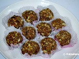 Dry Fruits Laddu | Dates and nuts Laddu | Ladoo without Sugar