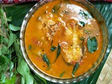 Fish Curry With Curry Leaves