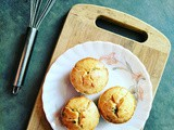 Herbs and Cheese Muffins