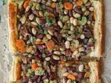 Canned Beans Recipe: Bean Tart
