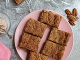 Carrot Cake Bars (a Paleo Recipe)