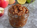 Easy Apple Chutney Recipe