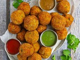 Easy Carrot Spinach Croquettes