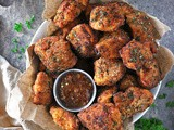 Fried Baked Chicken